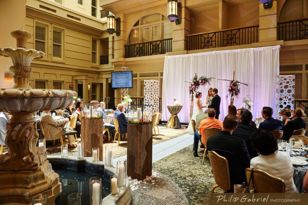 NACE June Meeting Surprise Wedding
